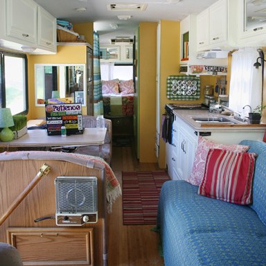 The Completed RV